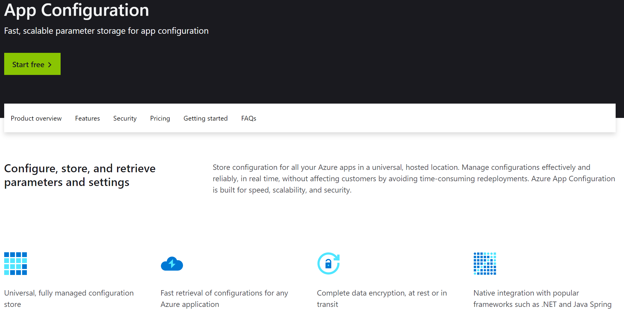 Introducing an easy way to work with Azure App Configuration in node projects