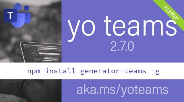 YoTeams 2.7.0