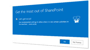 Get the most out of SharePoint