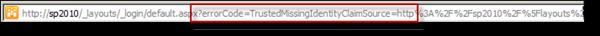 URL reveals it all