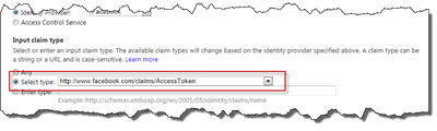 The AccessToken claim