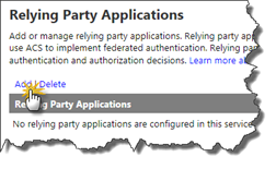 Relying Parties