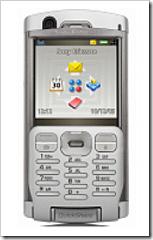 Sony-Ericsson P990