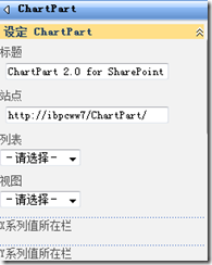 ChartPart 2.0 in Chinese