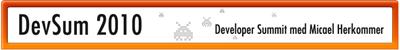 DevSum 2010