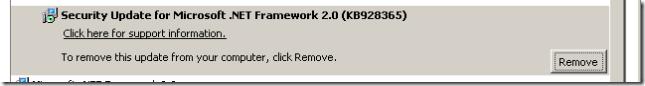 KB928365