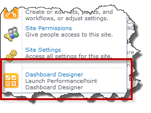 Dashboard Designer CustomAction