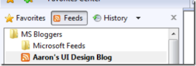 Unread items but not according to the aggregated count on the feed folder