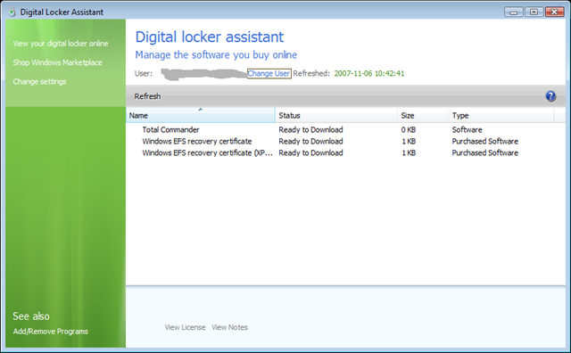 Digital Locker Assistant