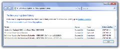 Windows Update with Windows DreamScene